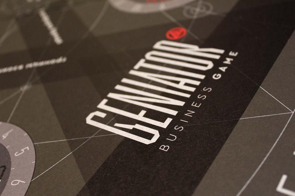 Брендинг-игра Geniator